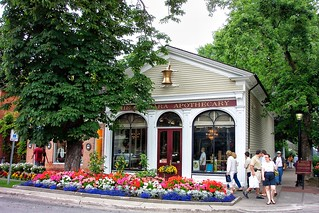Niagara On The Lake - Ontario - Canada -  Niagara Apothecary