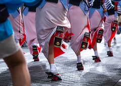 Japanese women dancing during the Koenji Awaodori dance summer street festival, Kanto region, Tokyo, Japan (Eric Lafforgue) Tags: adults artscultureandentertainment asia awadancefestival awaodori capitalcities celebration colorimage cultures dancing event footwear geta groupofpeople horizontal japan japan18441 japaneseculture kantoregion koenjiawaodori koenjiren night outdoors performance performancegroup performer photography ren shoes street tokyo traditionalclothing traditionalfestival traveldestinations unrecognizablepeople womenonly yukata jp