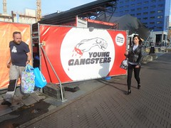YoungGangsters (JoséDay) Tags: younggangsters aboutus music dance young rap hiphop spuiplein thehague denhaag