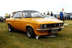 1973 Opel Manta Automatic (Dirk A.) Tags: 3420xg sidecode2 1973 opel manta automatic onk
