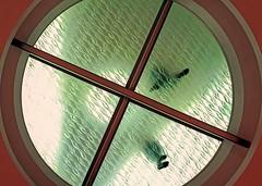 POV (Skyline:)) Tags: pointofviewpov pov up cross pat round feet window glass flickrfriday