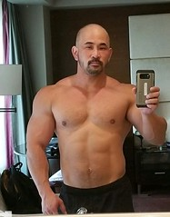 Sexy Man (Zephyrider) Tags: handsome man beautiful gorgeous sexy muscular selfie daddy dilf asian guys older men hot cock dick