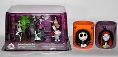 Disney Store Mail Day - Disney Store Purchases - Nightmare Before Christmas Figurine Set and Mugs (drj1828) Tags: nightmarebeforechristmas jackskellington sally mug figurine set deluxe ceramic