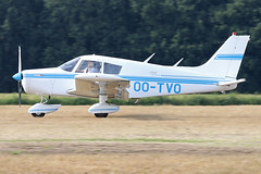 OO-TVO (QSY on-route) Tags: ootvo old timer fly drive in 2018 schaffen diest ebdt 11082018