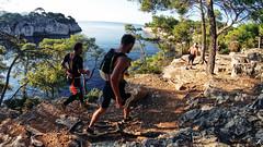 Swimrun Demain Rebelote aout 201800009 (swimrun france) Tags: swimrun calanques aout 2018 cassis freeswimrun provence trailrunning swimming open water hiking climbing