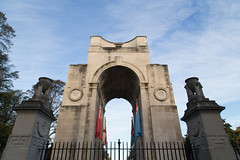 Arch of Remembrance (itmpa) Tags: archofremembrance arch remembrance warmemorial memorial warmemorialapproach victoriapark 1925 1920s siredwinlandseerlutyens edwinlandseerlutyens lutyens listed gradei leicester leicestershire england archhist itmpa tomparnell canon 6d canon6d
