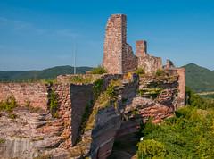Felsenland-3532 (nikkie_too) Tags: felsenland pfalz palatinate altdahn castle burg