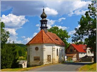 Johannes-und-Paul-Kapelle in Oblau