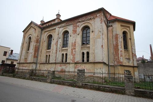 Bytca, synagooga (1)