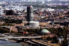 Düsseldorf (RPGB) Tags: düsseldorf dusseldorf tonhalle architecture architektur vonoben fromabove