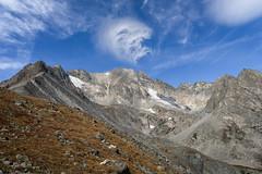 Spider Cloud (Bill Bowman) Tags: strangecloud indianpeaks southernrockymountains navajopeak apachepeak shoshonipeak niwotridge saintvrainheadwaters isabelleglacier fallcolors