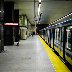 Azur (Hub☺) Tags: 2018 canada metro montreal plateaumontroyal quebec station stm subway train transit transport montréal québec ca