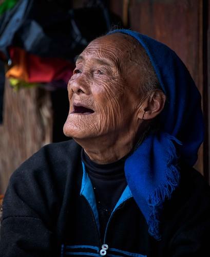 90 yo. Yunnan