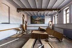 carmel de la réparation-mountain view (Under The Dust) Tags: urbex couvent convent carmel abandonne religious