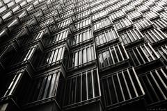 exponential 3 / exponencial 3 (Luis DLF) Tags: exponencial blackandwhite canon london londres europe 70d ventanas valcones