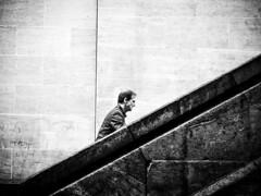Ascending (pretali-photography.com) Tags: london streetphotography bnw