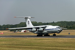 Monday Departures: Ilyushin Il-76 78820 (WDGImages) Tags: ilyushinil76 il76 il76md 78820 raffairford riat royalinternationalairtattoo airtattoo