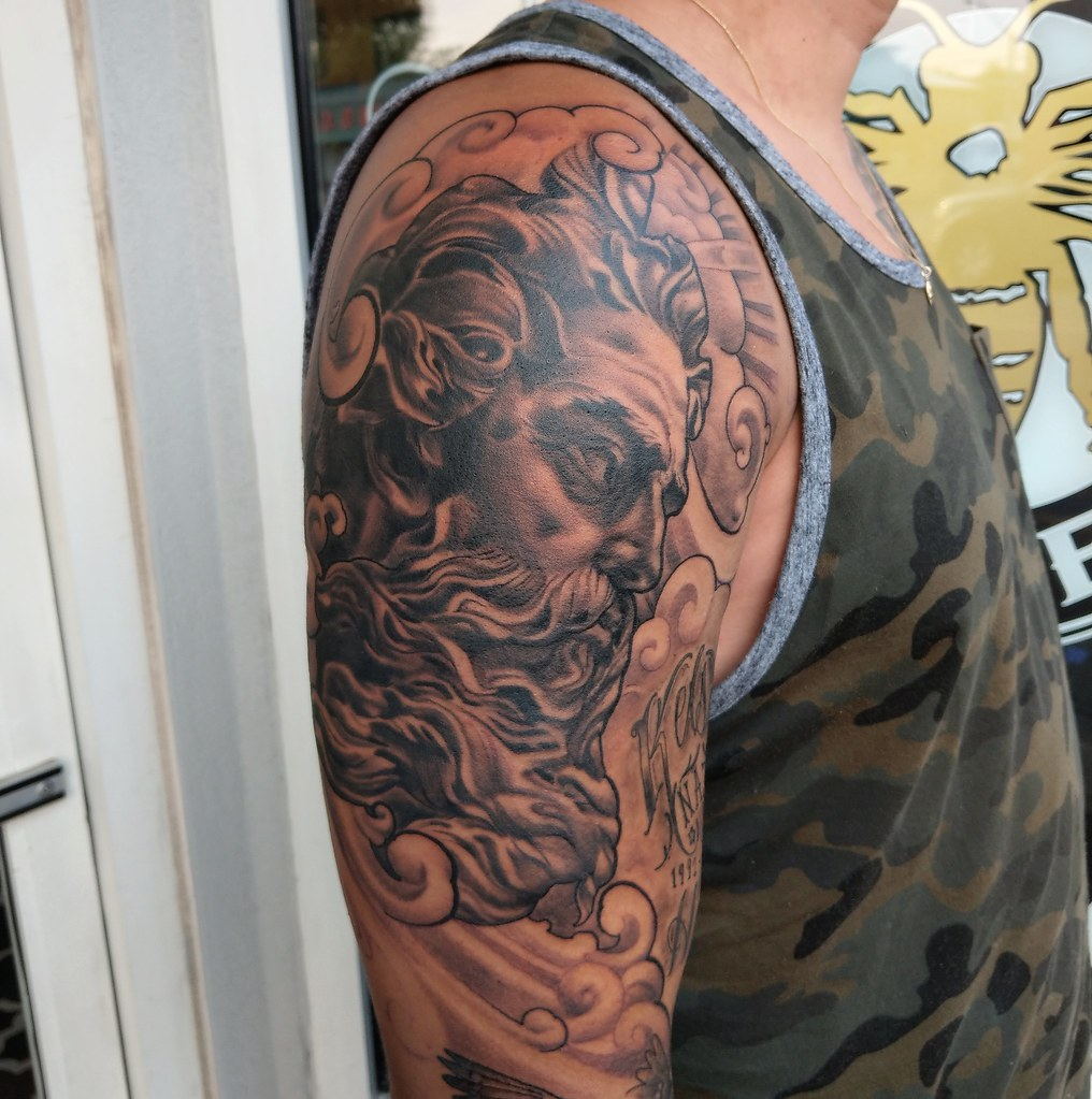 The World S Newest Photos Of Greywash And Tattoos Flickr