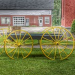 Homer New York -  Briggs Hall  - Historic House - Carriage thumbnail