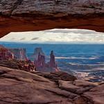 Mesa Arch (HDR, Canyonlands National Park) thumbnail