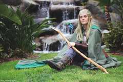 IMG_2382 (willdleeesq) Tags: comiccon comiccon2018 cosplay cosplayer cosplayers sandiegocomiccon sandiegocomiccon2018 sdcc sdcc2018 legolas lotr lordoftherings elf archer