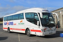 Bus Eireann SP87 (06D54789). (Fred Dean Jnr) Tags: dublin march2015 buseireann scania irizar pb sp87 06d54789 broadstonedepotdublin
