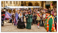 Queen Victoria visits Lincoln (Photography And All That) Tags: queen victoria queenvictoria victorian victoriana victorianclothes streetphotography street streets steampunk steampunkweekend steampunks square market markets lincoln lincs procession processions event events festival festivals men women people marketplace town city centre colour sony sonyalpha7mark3 sonyilce7m3 sonyalpha ilce7m3 umbrellas parasols flags cheering costume costumes cosplay cheers
