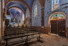 Rien ne justifie la guerre (Jacadit, L'empreinte du temps) Tags: abandon decaying france guerre architecture religion jesus