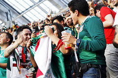 Mexico won! (OlmecaG) Tags: worldcup russia2018 worldcup2018 football fans sport stadium people
