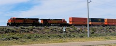 90418-006, BNSF 6520&4920-Container Freight Train (skw9413) Tags: newmexico train bnsfrailway