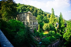 Heidelberg Frat House (John Hesley) Tags: fraternity heidelberguniversity germany heidelberg castles heidelbergcastle