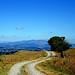 Les Monts Dore depuis le Cantal
