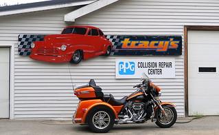 Tracy's Auto Body & Repair, Hancock, Maine