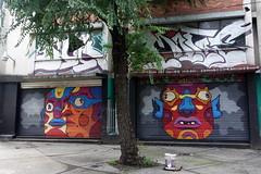 faces (Luna Park) Tags: cdmx mexicocity df mexico streetart gates production mural lunapark