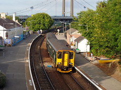 150234 Saltash (5) (Marky7890) Tags: gwr 150234 class150 sprinter 2c74 saltash railway cornwall cornishmainline train