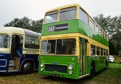 510 UUF110J (PD3.) Tags: southdown bristol vrt vr ecw 510 uuf110j uuf 110j cpptd city portsmouth preserved transport depot portchester fareham hampshire hants bus buses england uk
