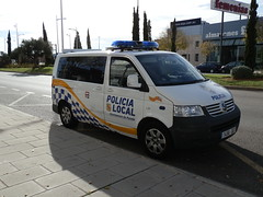 POLICIA LOCAL PALMA (Emergencias Mallorca) Tags: 112 061 062 080 085 091 092 emergencias ambulancias bomberos policia guardiacivil