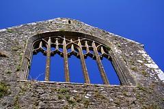 Lamphey Bishop's Palace (Gemma Hampton) Tags: uk wales lamphey pembrokeshire pembroke ancient window fe hgfc