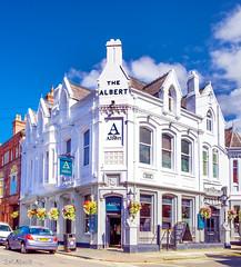 The Albert, Lark Lane, 16th August 2018 (Bob Edwards Photography - Picture Liverpool) Tags: albert pub liverpool merseyside larklane bar music beer cask ale peoplepictureliverpool bobedwardsphotography architecture bohemian building