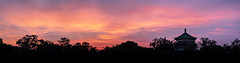 View from the rooftop (Keith Mulcahy) Tags: blackcygnuslimited honghong keithmulcahy china clouds sunset viewfromtherooftop yuenlong
