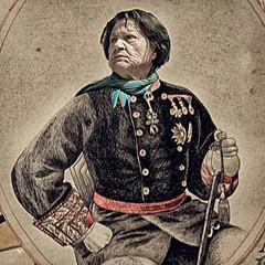 La coronela (COLINA PACO) Tags: retrato ritratto portrait franciscocolina fotomanipulación fotomontaje photoshop photomanipulation señora soldado soldier revolution revolución gay lesbian