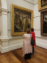 20180826_133702 (Damir Govorcin Photography) Tags: two women admiring art gallery nsw painting people indoors artistic samsung s7 composition