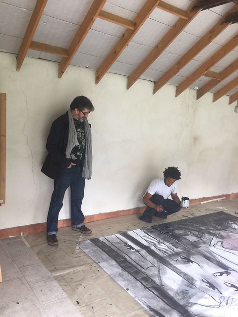 2017_performance Ascanio_Martin_Guevara - memorie indelebili