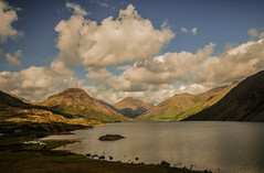 Wastwater (selvagedavid38) Tags: clouds cumbria england lakes district landscape