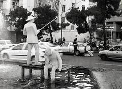 Fishing (nima.mojiz) Tags: analogphotography film filmphotography mamiya mamiya645e 645e mediumformat 120mm 120mmfilm tehran iran bw lomo lomography earlgrey100 earlgrey
