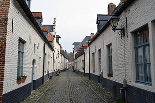 Leuven (Flanders) - Beguinage - 2