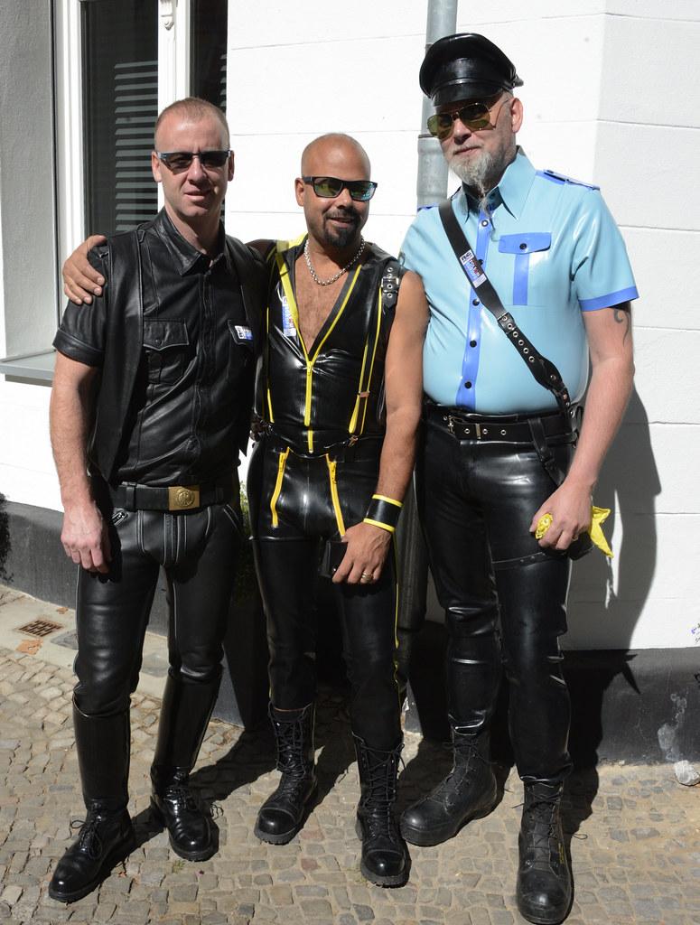 Gay Leather Folsom Berlin