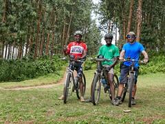 Forest trail on Mt Meru