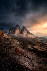 For the Moment (Croosterpix) Tags: landscape nature dolomiti dolomites mountains mountain sunset sky clouds light croosterpix sony a7r nikkor1835