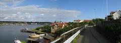Gamla Vägen, Kalvsund, 2011 (biketommy999) Tags: 2011 biketommy biketommy999 sverige sweden kalvsund västkusten panorama havet sea